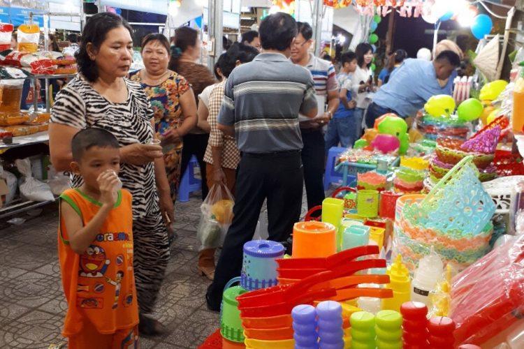 Chương trình hàng Việt về nông thôn tại tỉnh An Giang